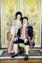 It was still fun to wear of course at Versailles